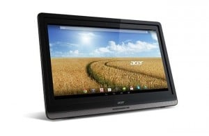 Acer DA241HL 24 Inch Android All-In-One Desktop System Unveiled