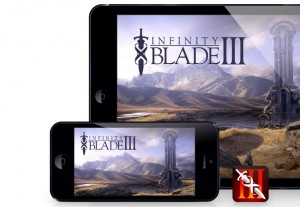 Infinity Blade III Available Before Apple iOS 7 Release