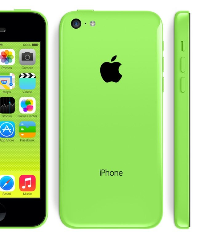 Apple iPhone 5C Full Specifications