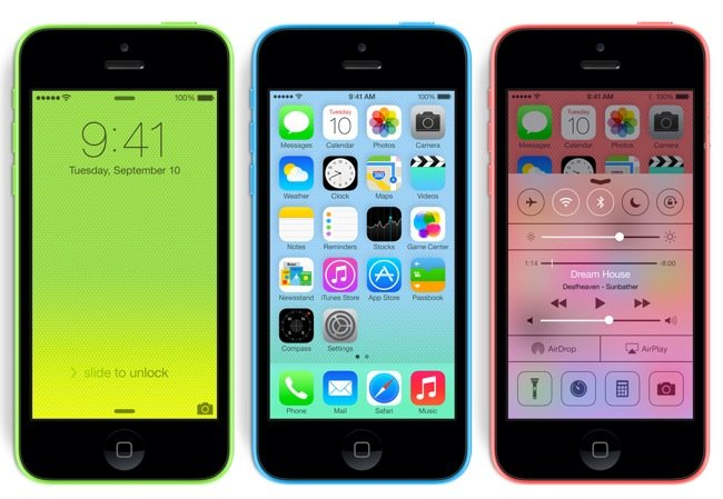 Apple Iphone 5c Full Specifications
