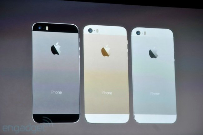 The iPhone 5S will com...