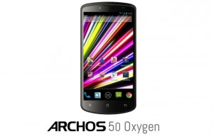 Archos 50 Oxygen Smartphone Hands On (video)