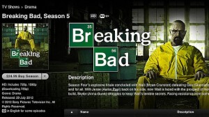 Apple Sued over 'Breaking Bad' Season Pass Confusion