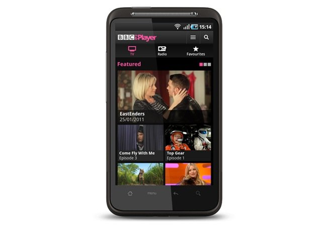 BBC iPlayer Android App