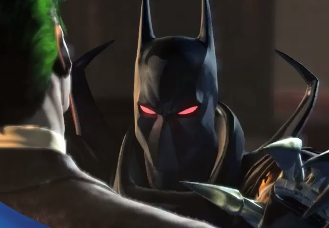 Batman Arkham Origins Knightfall DLC