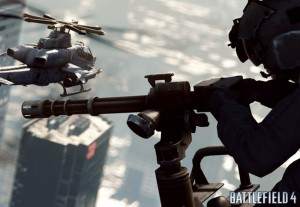 Xbox One Battlefield 4 Game Might Ship With Kinect Control Options