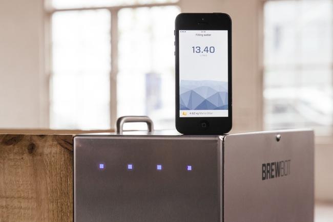 Brewbot Kickstarter