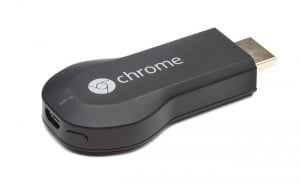 Google Chromecast Third-party Website Support Being Tested