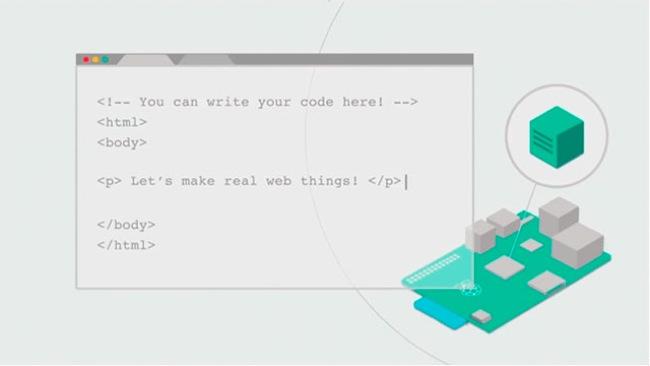 Coder Raspberry Pi