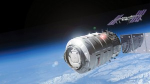 Orbital Sciences Sends Own Ship to ISS