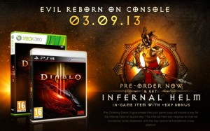 Diablo 3 Console Version Launches Today For PS3 And Xbox 360 (video)