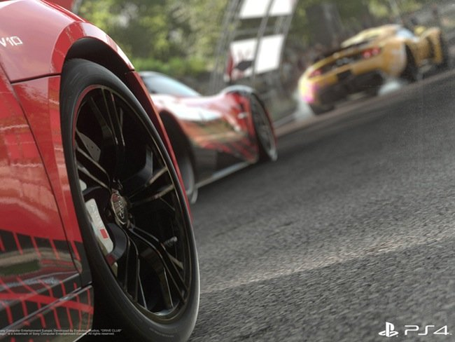 New Driveclub Gameplay Trailer Reveals Audi R8 V10 Plus Night Driving