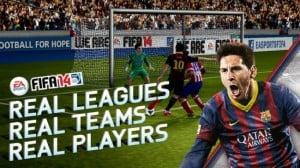 FIFA 14 Now Available On iOS And Android