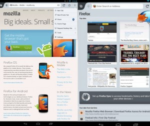 Firefox Android Beta 25 Released By Mozilla
