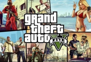 GTA 5 Hits The Top Of The UK Charts