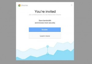 Google Chrome iOS App Offers Bandwidth Saving Compression