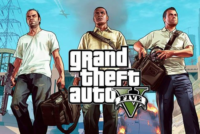 Grand Theft Auto 5 Map Leaked