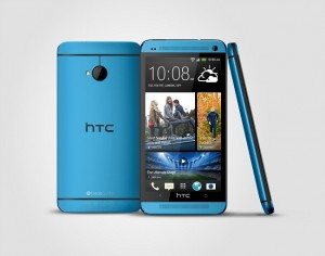 Vivid Blue HTC One and HTC One Mini Goes Official
