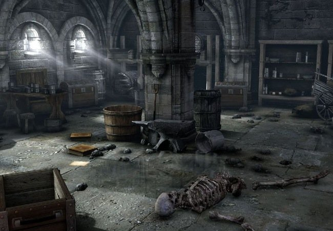 Hellraid Interactive Movie