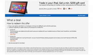 Microsoft Buying iPhones for $200
