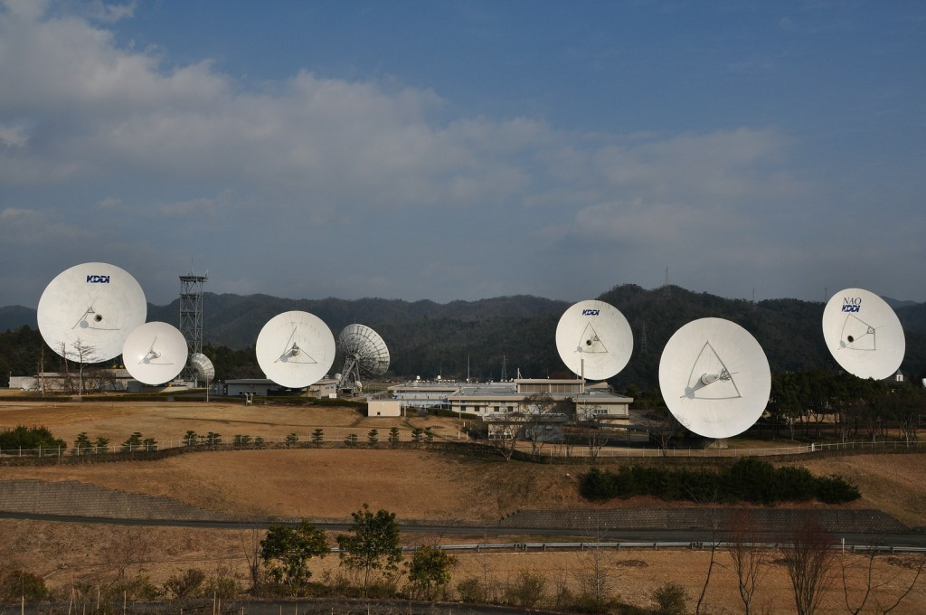 KDDI Cell Network