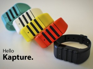 Kapture Wrist Audio Recorder Allows You To Capture Those Awesome Moments