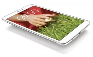 LG G Pad 8.3 Launching This Month For Around $300? (Video)