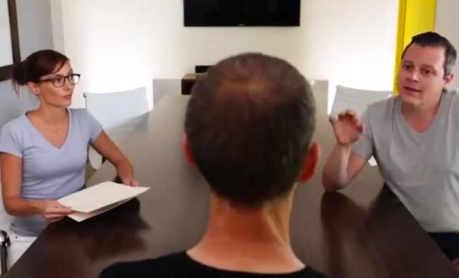 Microsoft Apple Video