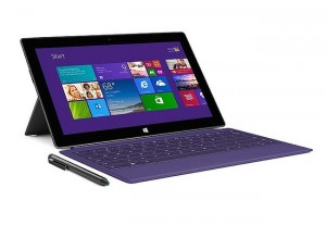Microsoft Surface Pro 2 Hands On (video)