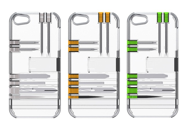 Multi Function iPhone Case