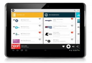 New Radioplayer App Offers 300+ UK Radio Stations