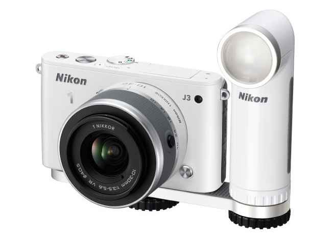 Nikon LD-1000 LED Movie Light