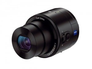 Sony Unveils QX10 and QX100 Lens-Style Cameras, Will Be Available By the End of September
