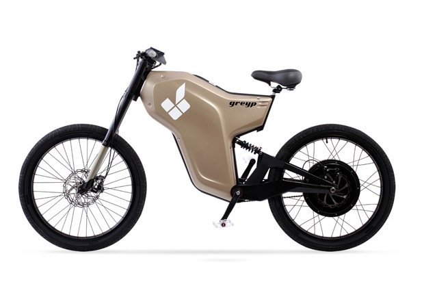Greyp G12 Electric Bike