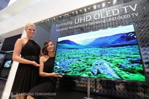 Samsung UHD OLED TV Announced At IFA 2013