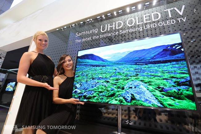Samsung UHD OLED TV