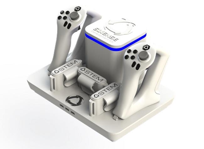 Sixense STEM-System