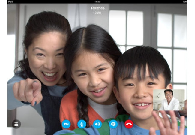 Skype Group Voice Calls