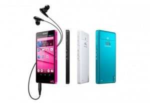 Sony Walkman Range Updated With New Android 4.1 Equipped Devices