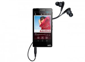 Sony Walkman F886 Android 4.1 Music Player Announced