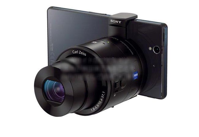 Sony Announces Xperia Z1 and Lenses that Transform