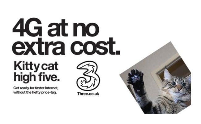 Three 4G