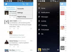 Twitter 5.0 Beta Android App Now Available With New User Interface