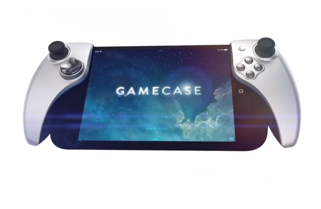 ClamCase iOS 7 Game Controller