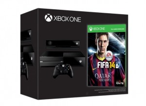 Xbox One Day One Edition Pre-orders Receive Free FIFA 14 Game