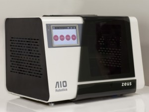 Zeus All-in-one 3D Copy Machine Launches On Kickstarter (video)