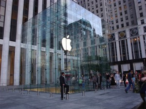 Video Shows How Apple Stores Are Set Up
