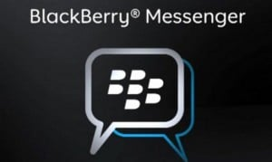 BBM For Android Caught On Video