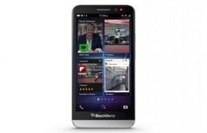 Blackberry Z30 Goes On Sale in UK for £529