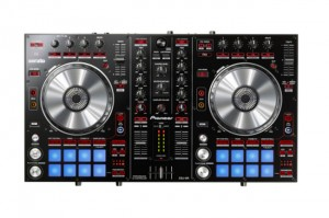 Pioneer Electronics Unveils New DDJ-SR Two Channel DJ Controller